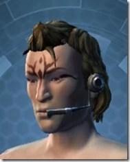 Veteran's Warrior Male Headgear
