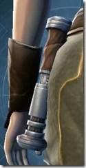 Aftermarket Force-Lord's Lightsaber MK-3 Stowed