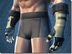 Ciridium Onslaught Male Gloves