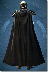 Conquered Exarch's Meditation - Male Back