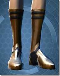Conquered Exarch's Subterfuge Fermale Boots