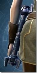 Crystalline Force-Lord's Saberstaff MK-3 Stowed