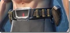 Defiant Asylum MK-16 Male Belt