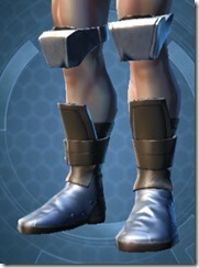 Defiant Asylum MK-16 Male Boots