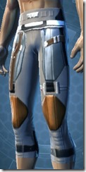 Defiant Asylum MK-26 Legplates