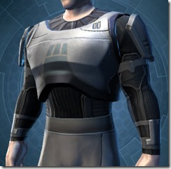 Defiant Asylum MK-26 Male Body Armor