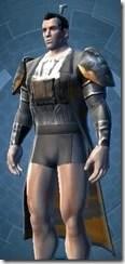 Frasium Asylum Male Body Armor