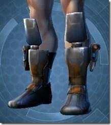 Frasium Asylum Male Boots