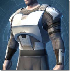 Mullinine Asylum Body Armor