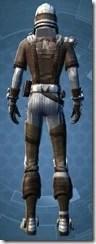 Outlander Explorer - Male Back