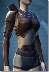 Outlander Patroller Chestguard