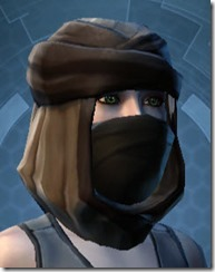 Outlander Scavenger Headgear