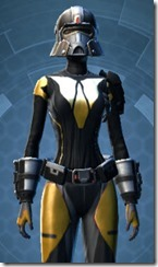 Overwatch Sentry - Female Close
