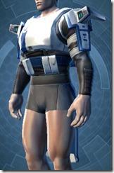 Quadranium Asylum Body Armor