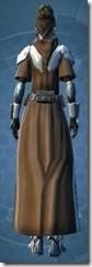Resolute Guardian - Female Back