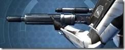 Veteran Blaster Rifle Left