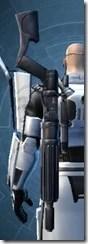 Veteran Blaster Rifle Stowed