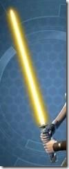 Yavin Bulwark's Lightsaber MK-3 Full