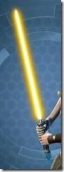 Yavin Pummeler's Lightsaber MK-3 Full