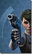Aftermarket Demolisher's Blaster Pistol MK-3 Front