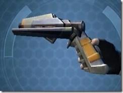 Aftermarket Targeter's Offhand Blaster MK-3 Left