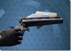Aftermarket Targeter's Offhand Blaster MK-3 Right