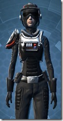 Alliance Reconnaissance - Female Close