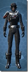 Alliance Reconnaissance - Male Front