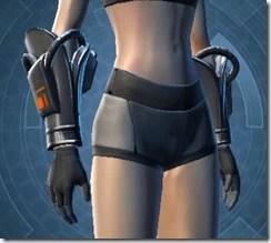 Battlefield Commander Gauntlets
