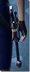Carbo-plas Nylasteel Blaster Pistol Stowed