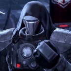 Darth Nekhron - The Ebon Hawk