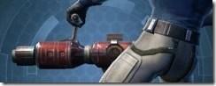 Crystalline Boltblaster's Assault Cannon MK-3 Left