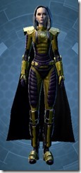 Darth Malgus Dyed Front