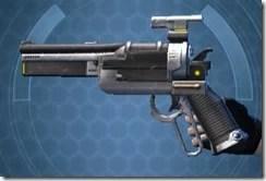 Defiant MK-16 26 Blaster Pistol Left