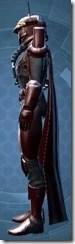 Exarch Asylum MK-26 - Male Left