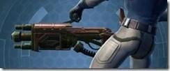 Fractured Boltblaster's Assault Cannon MK-3 Left