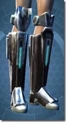 Mandalorian Seeker Boots