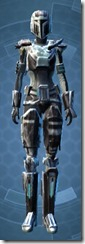 Mandalorian Seeker - Female Front