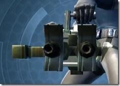 Plexoid Asylum Onslaught Assault Cannon Front
