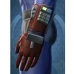 Riveted Gauntlets [Tech] (Imp)
