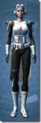 Terenthium Asylum - Female Front