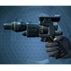Thermal Targeter's Offhand Blaster MK-2