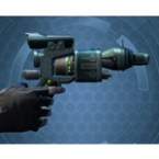 Thermal Targeter's Offhand Blaster*
