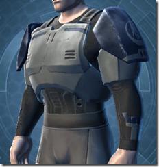 Titanium Asylum Body Armor