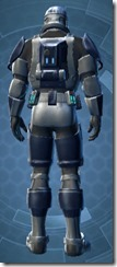 Titanium Asylum - Male Back