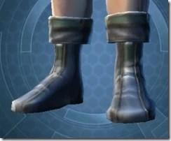 Titanium Onslaught Boots