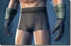 Titanium Onslaught Gloves