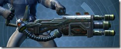 Transparisteel Asylum Onslaught Assault Cannon Right