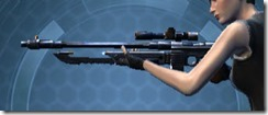 Zakuulan Exile's Sniper Rifle Left