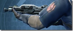 Aftermarket Boltblaster's Blaster Rifle MK-3 Left
